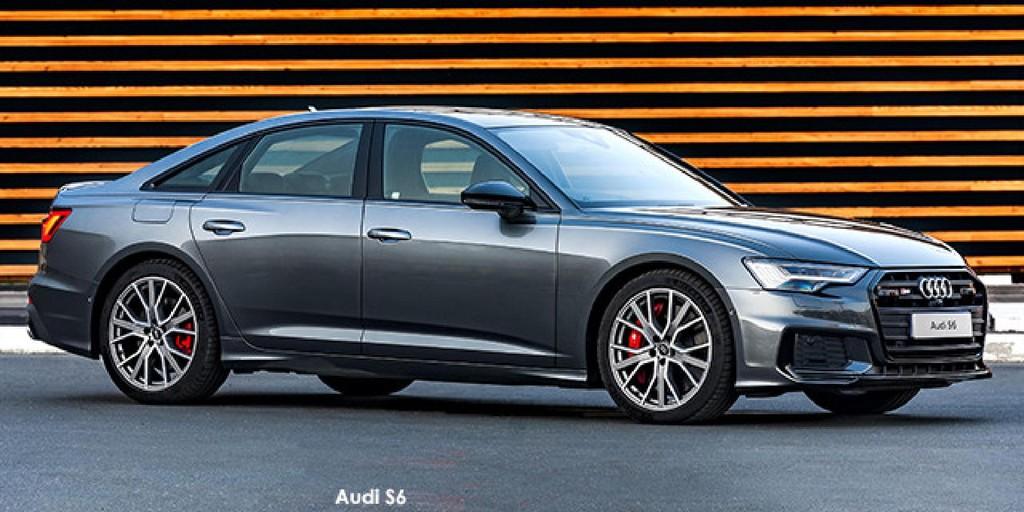 Audi S6 S6 TFSI quattro
