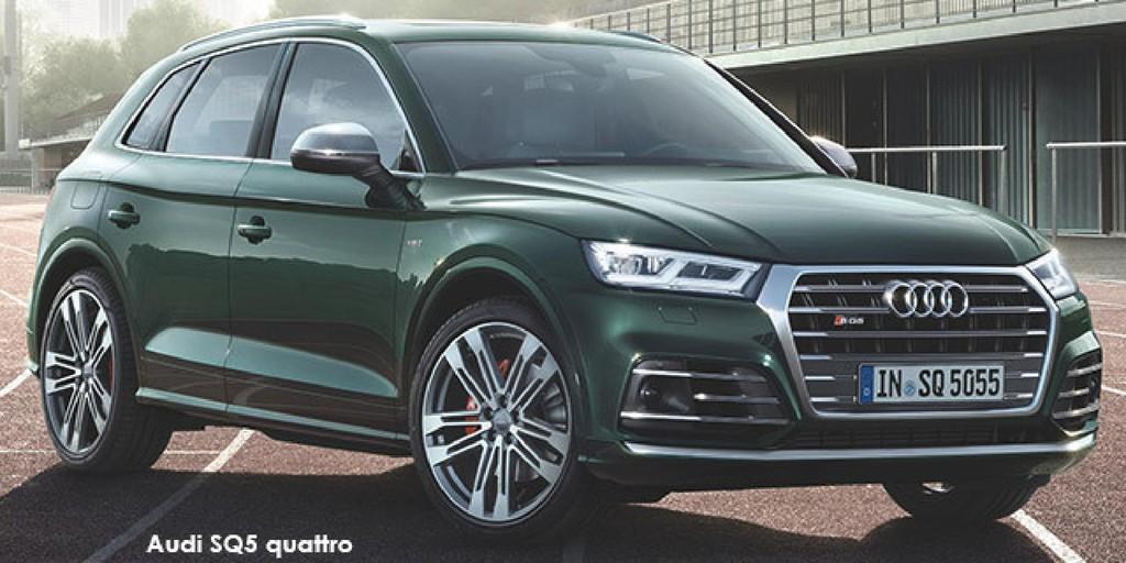 Audi SQ5 SQ5 TFSI quattro