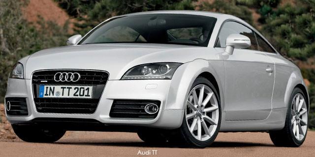 Audi TT coupe 2.0T_1