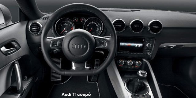 Audi TT coupe 2.0T_3