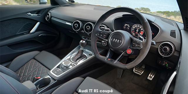 Audi TT TT RS coupe quattro_3