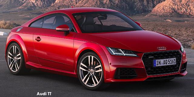 Audi TT coupe 45TFSI