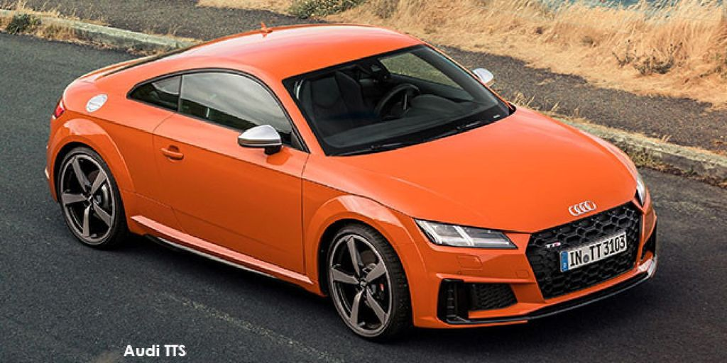 Audi TT TTS coupe quattro