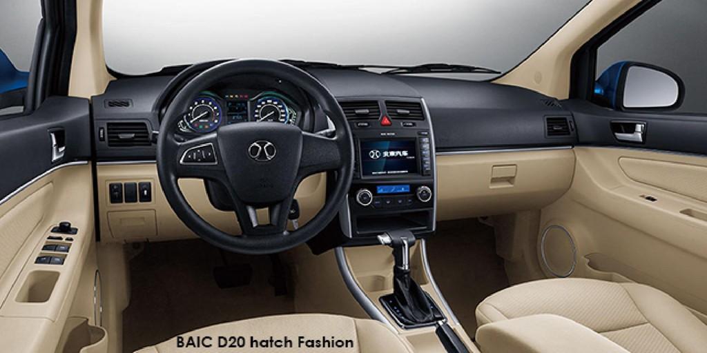BAIC D20 hatch 1.3 Comfort_3