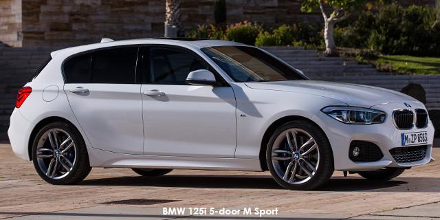 BMW 1 Series 125i 5-door M Sport sports-auto_1