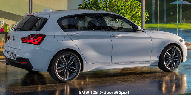 BMW 1 Series 125i 5-door M Sport sports-auto_2