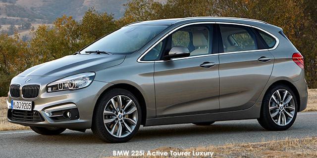 bmw 2 series active tourer 218i active tourer luxury auto specs in