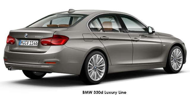 Bmw 3 Series 320d Luxury Line Auto Specs In South Africa