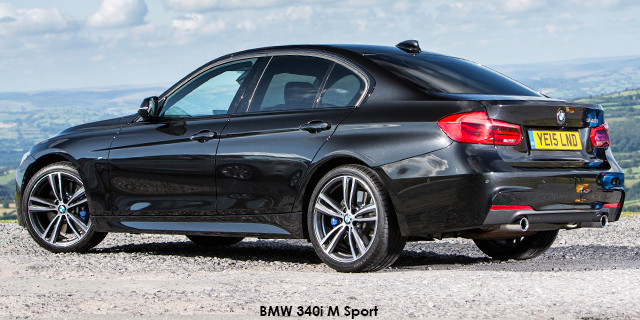 Bmw 3 Series 340i M Sport Sports Auto Specs In South Africa Cars Co Za