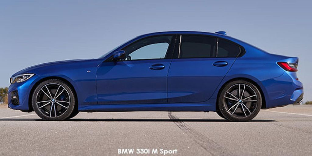BMW 3 Series 320i M Sport_2
