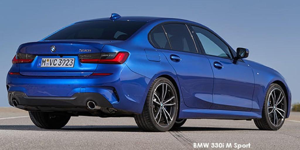 BMW 3 Series 320i M Sport_3