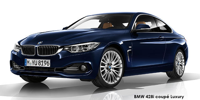 BMW 4 Series 440i coupe Luxury Line Specs in South Africa ...