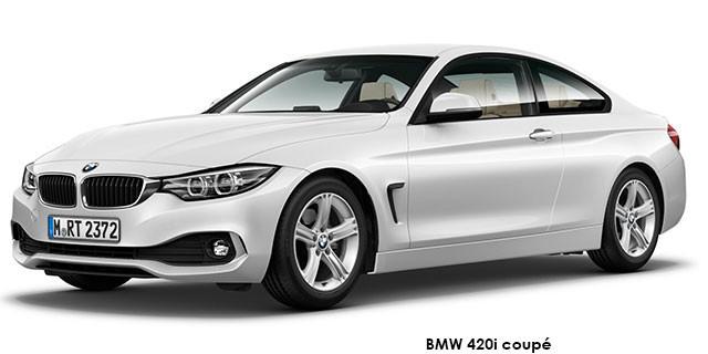 BMW 4 Series 420i coupe sports-auto