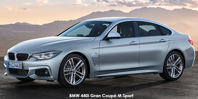 Bmw 4 Series 420i Gran Coupe Sport Line Specs In South Africa Cars