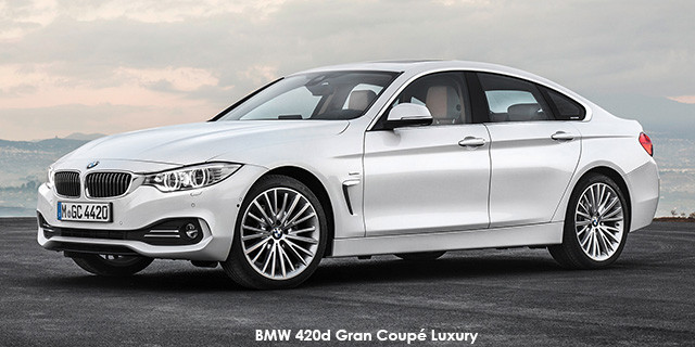 Bmw 4 Series 420i Gran Coupe Luxury Specs In South Africa Cars Co Za