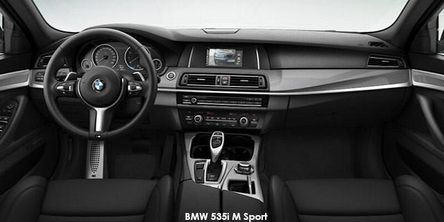 BMW 5 Series 520i M Sport_3