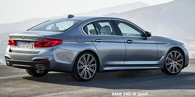 BMW 5 Series 520i M Sport_2