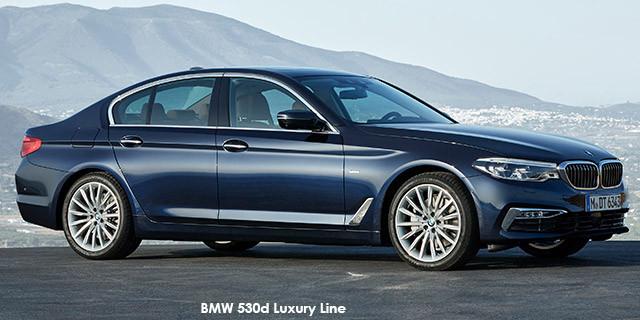 BMW 5 Series 530d Luxury Line_1