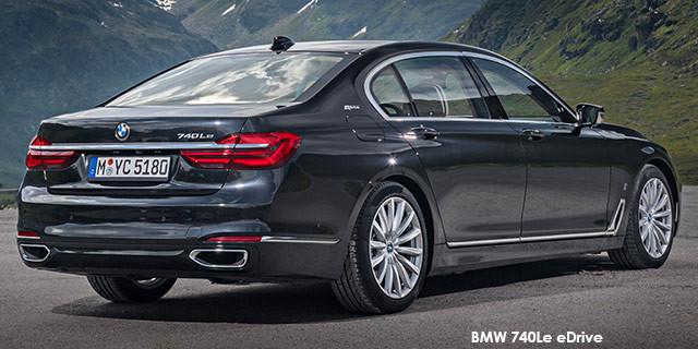 BMW 7 Series 740e eDrive M Sport Specs in South Africa ...