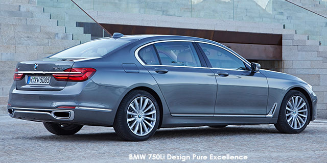 BMW 7 Series 750Li Design Pure Excellence Specs in South ...