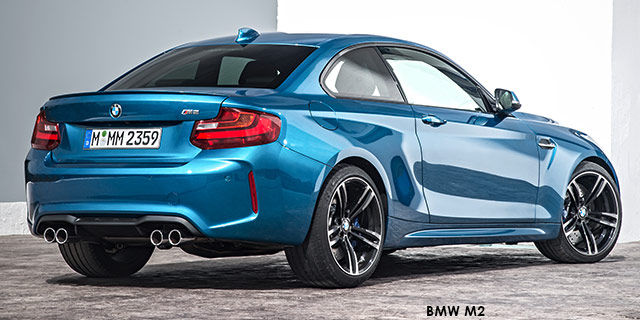 BMW M2 M2 coupe auto_2