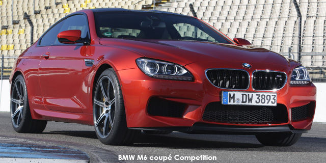 BMW M6 M6 coupe Competition_1
