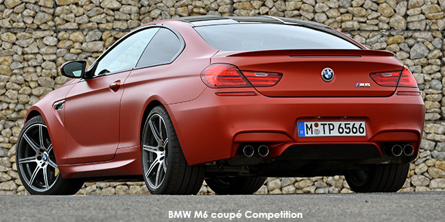 BMW M6 M6 coupe Competition_2
