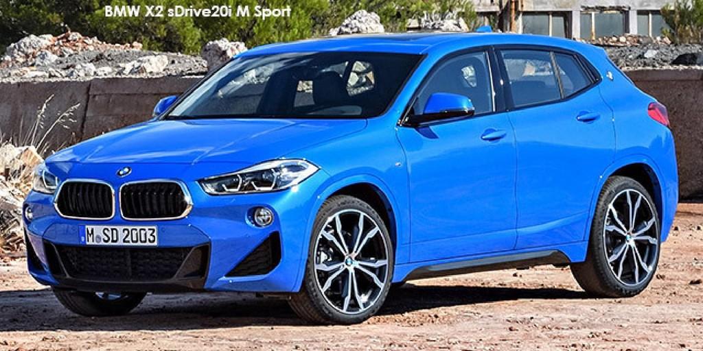 BMW X2 sDrive18i M Sport