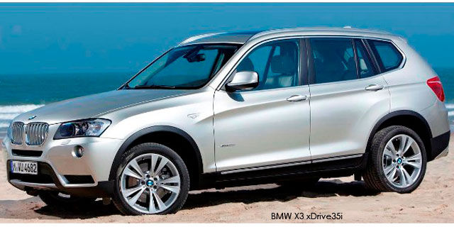 Bmw X3 Xdrive28i Specs In South Africa Cars Co Za