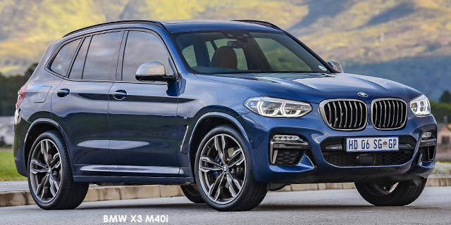 Bmw X3 M40d Specs In South Africa Carscoza