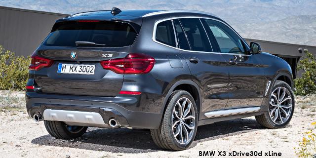 BMW X3 xDrive20d Luxury Line_2