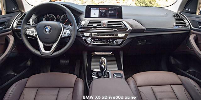 BMW X3 xDrive20d Luxury Line_3