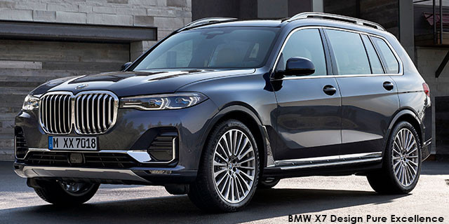 Bmw X7 Xdrive30d Design Pure Excellence Specs In South
