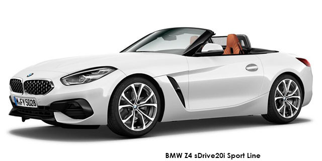 Bmw Z4 Sdrive20i Sport Line Specs In South Africa Cars Co Za