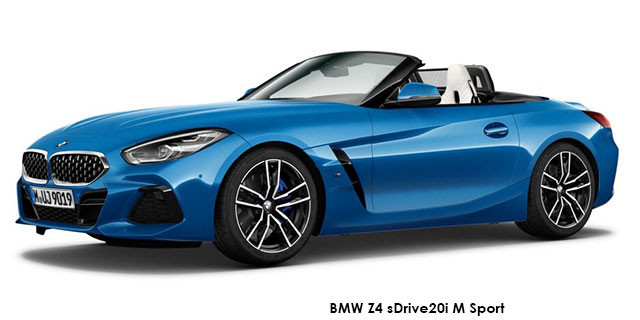 Bmw Z4 Sdrive20i M Sport Specs In South Africa Cars Co Za