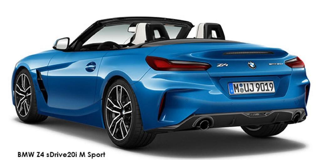 BMW Z4 sDrive20i M Sport_2