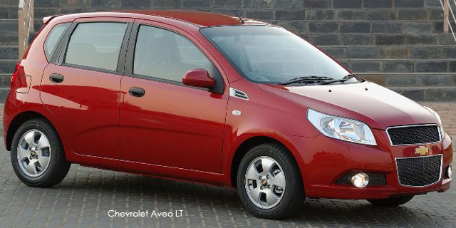 Chevrolet Aveo Hatch 16 L Specs In South Africa Cars