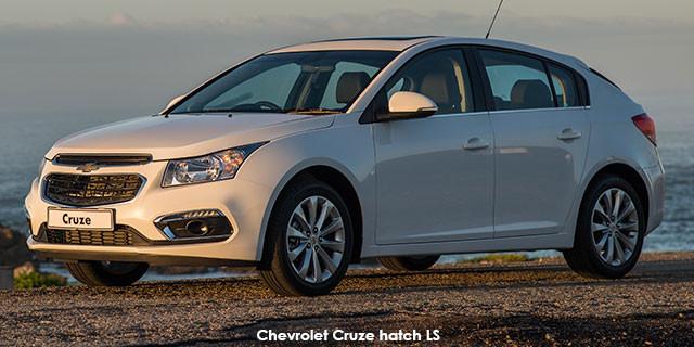 Chevrolet Cruze hatch 1.4T LS_1