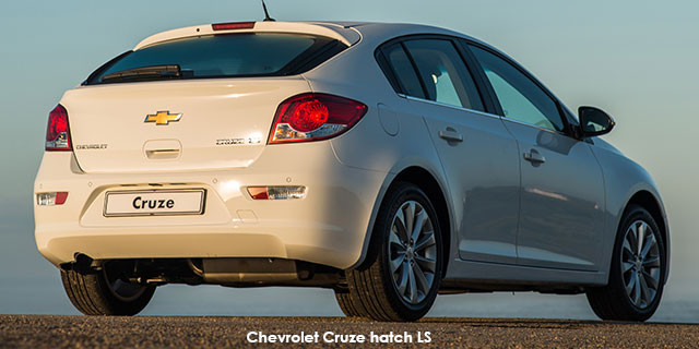 Chevrolet Cruze hatch 1.4T LS_2