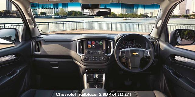 Chevrolet Trailblazer 28d 4x4 Ltz Z71 Specs In South Africa Cars