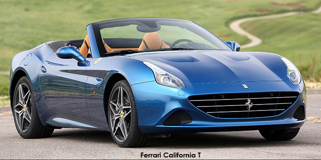 Ferrari California T Specs in South Africa , Cars.co.za