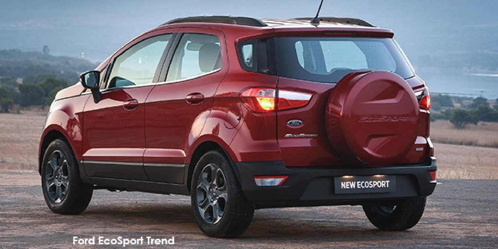Ford EcoSport 1.0T Trend_2