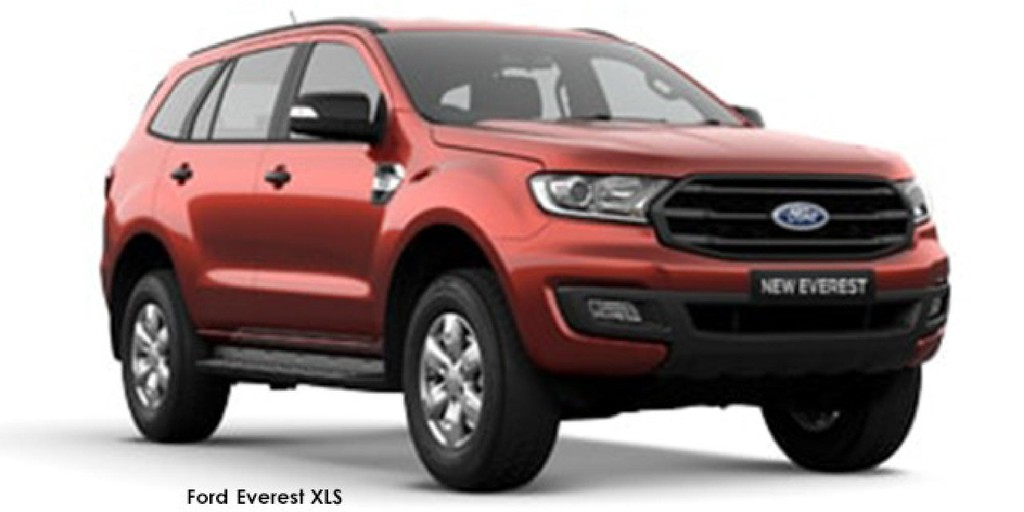 Ford Everest 2.2TDCi XLS
