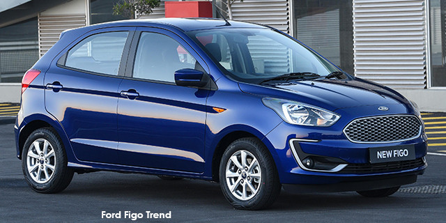 Ford Figo hatch 1.5 Trend auto_1