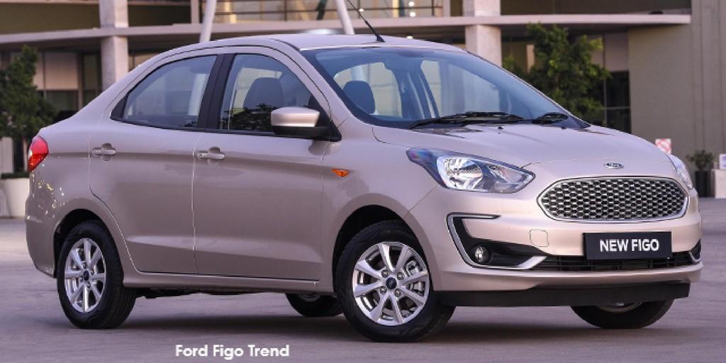 Ford Figo sedan 1.5 Trend_1