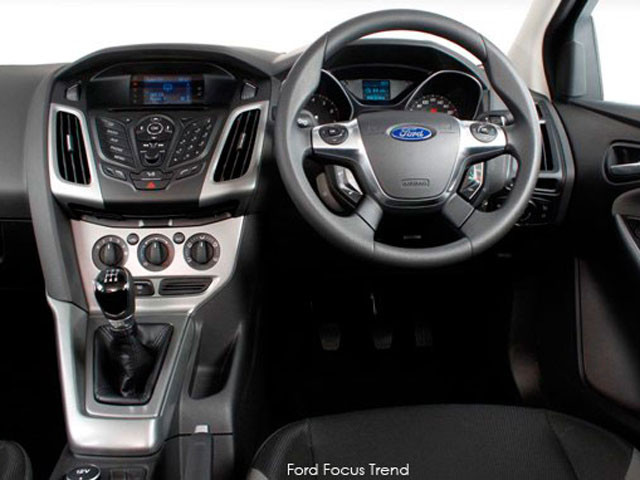 ford focus hatch 2.0tdci trend specs in south africa - cars.co.za