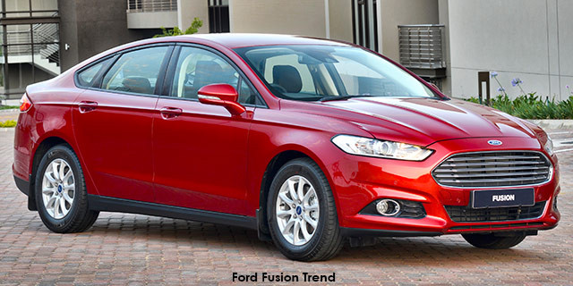 Ford Fusion 1.5T Trend_1