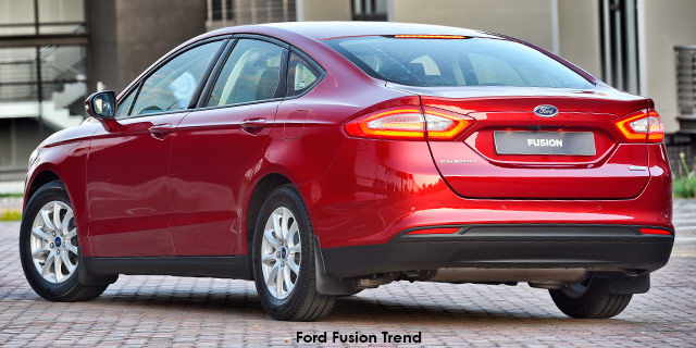 Ford Fusion 1.5T Trend_2