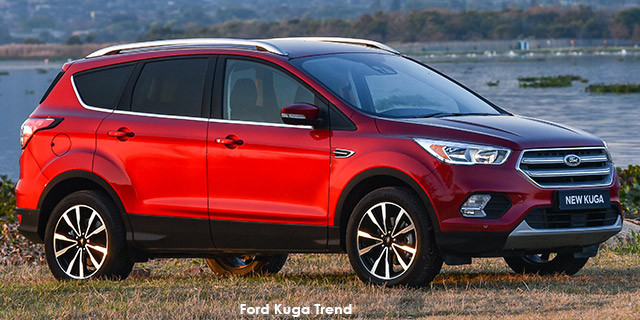 Ford Kuga 1.5T Trend auto_1