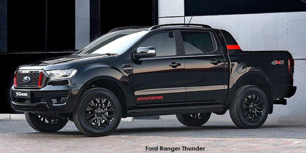 Ford Ranger 2.0Bi-Turbo double cab 4x4 Thunder_1